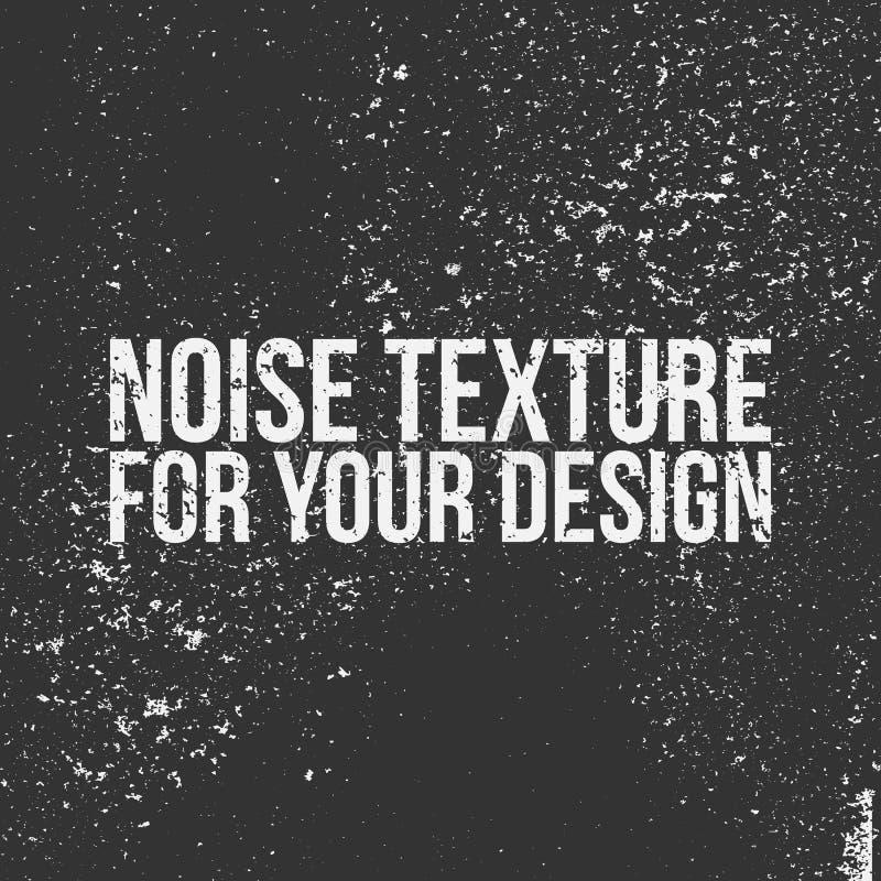 Hałas tekstura dla twój projekta royalty ilustracja