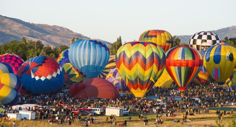 Ha-Ballone lizenzfreie stockbilder