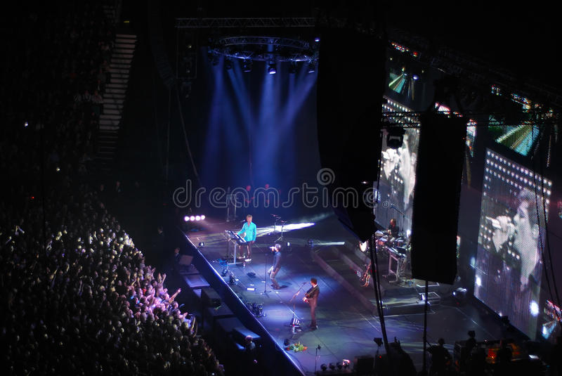 Download A-HA Concert In Saint-Petersburg Editorial Photo - Image: 11955331