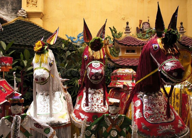 ha de Hanoï de thanh Vietnam de temple photographie stock