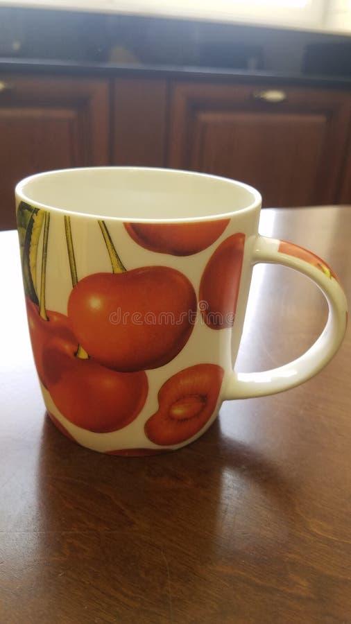 Ha en kopp te?? arkivfoto