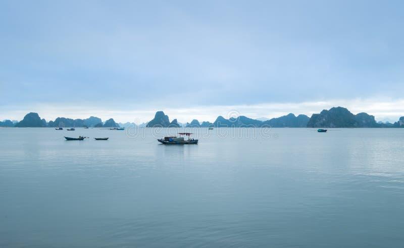 Ha lang, Vietnam stockbild