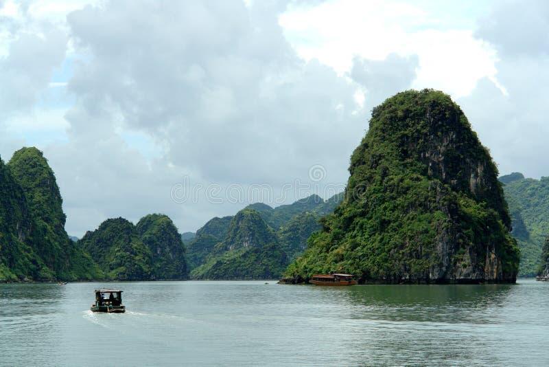 Ha Long Bay royalty free stock photography