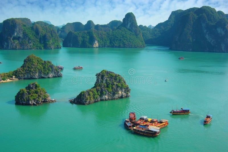 Ha Long Bay royalty free stock image