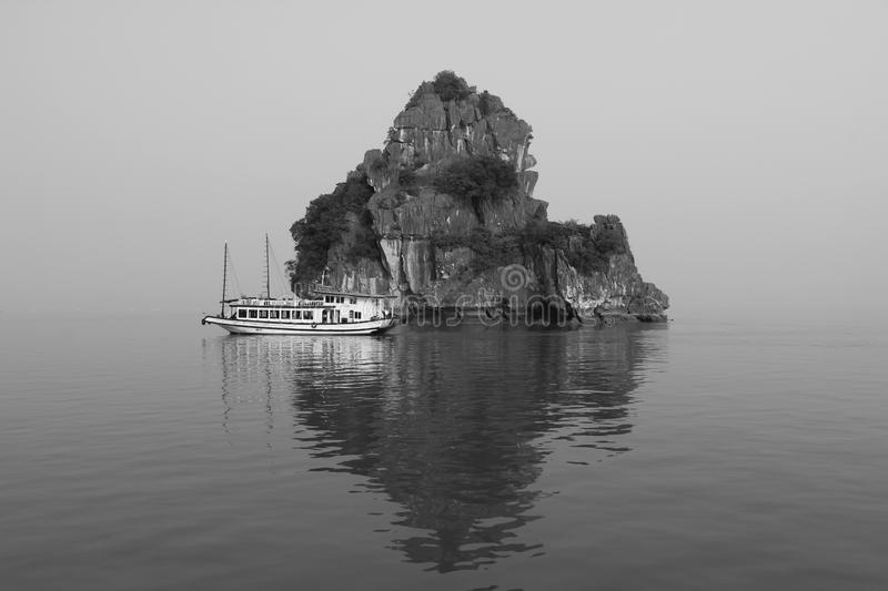 ha long bay obraz stock