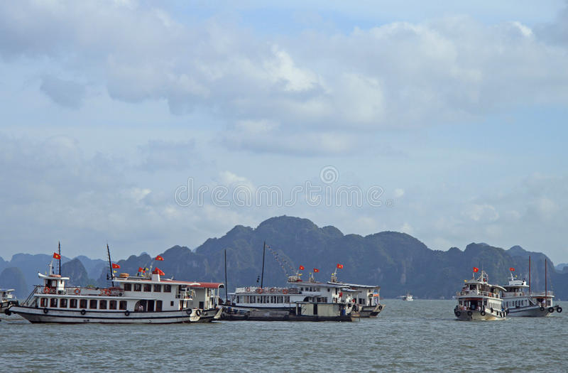 Download Ha Long Bay In Vietnam Stock Photo - Image: 83719098