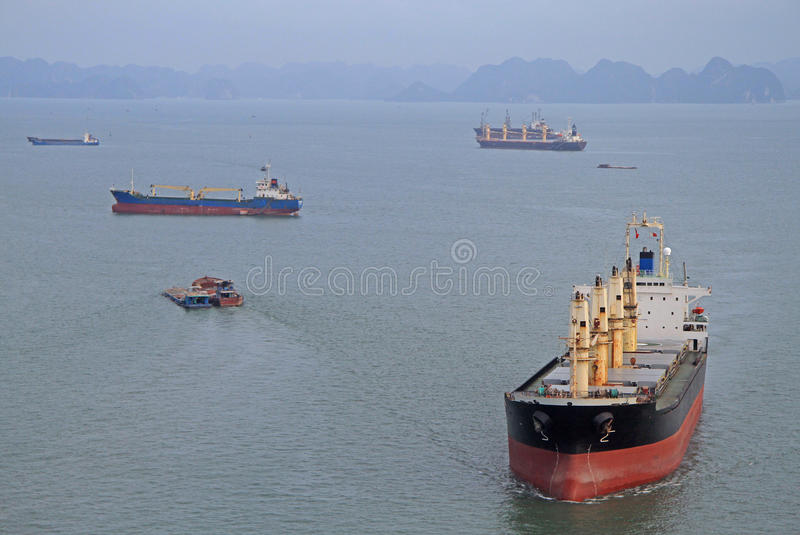 Download Ha Long City, The North Of Vietnam Stock Photo - Image: 83718564