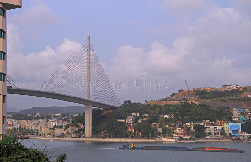 Download Ha Long City, The North Of Vietnam Stock Image - Image: 83718821