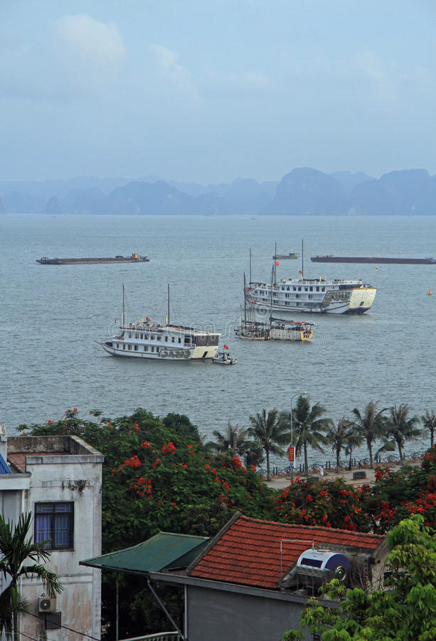 Download Ha Long City, The North Of Vietnam Stock Photo - Image: 83719162