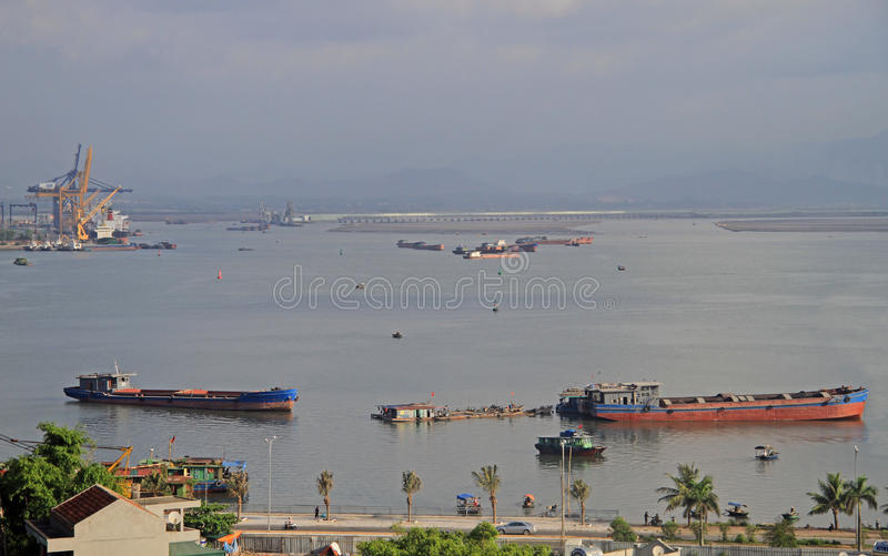 Download Ha Long City, The North Of Vietnam Stock Image - Image: 83719337