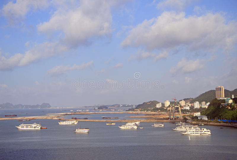 Download Ha Long City, The North Of Vietnam Stock Photo - Image: 83719353