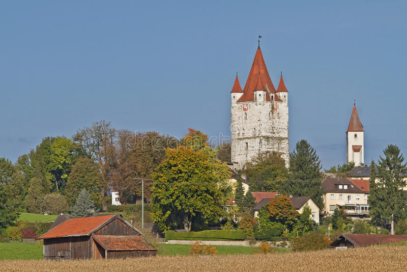 Haag en Baviera superior imagenes de archivo