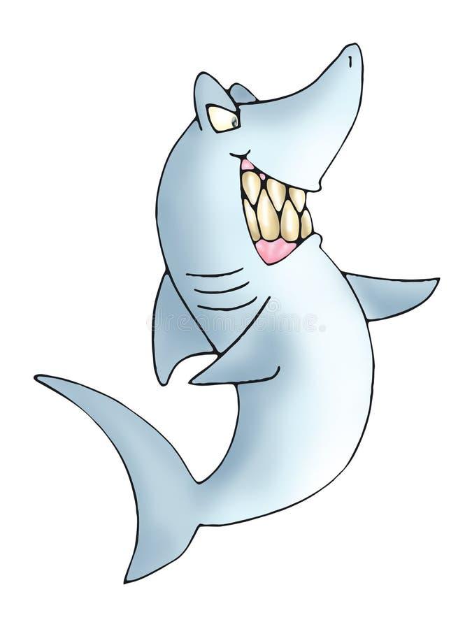 grijze haai stock illustratie illustratie bestaande uit