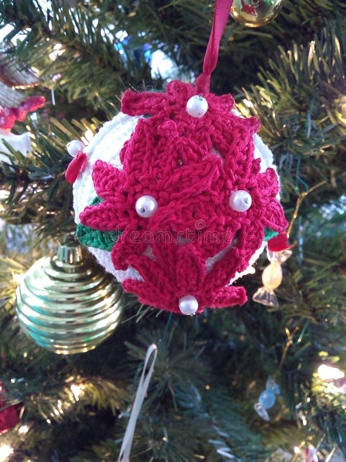 Haak ornamenten stock afbeelding