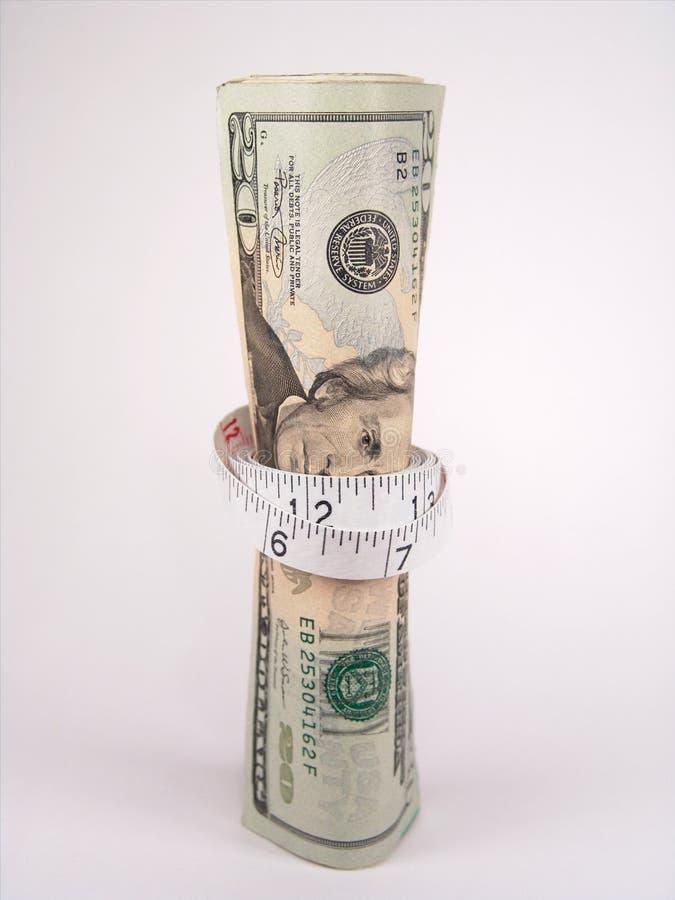 Haal Begroting/Inflatie aan royalty-vrije stock foto's