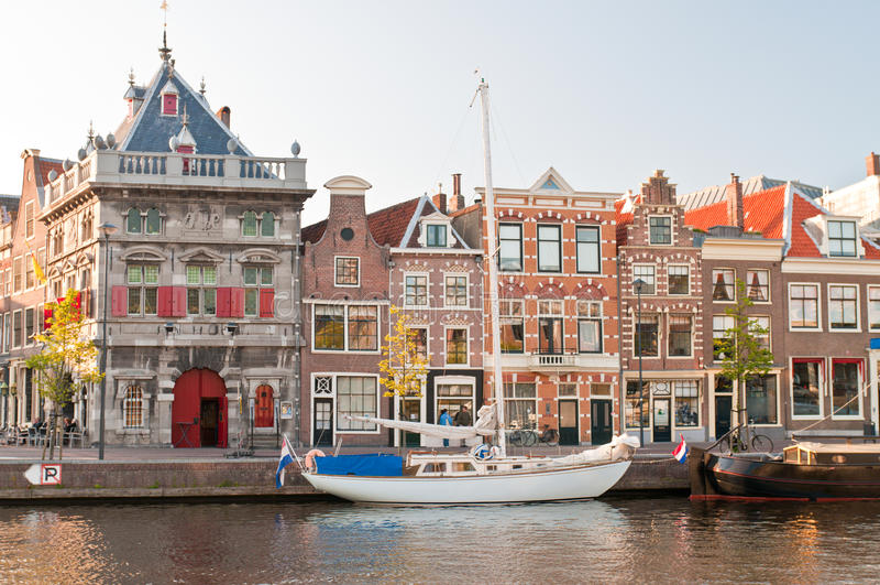 Haarlem royalty free stock photo