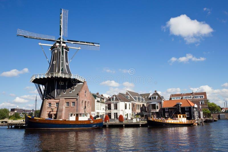 Haarlem royaltyfri fotografi