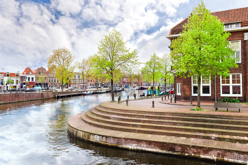 Haarlem, Pays Bas images stock