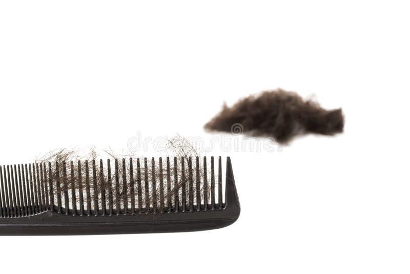 Haarverlies stock afbeeldingen