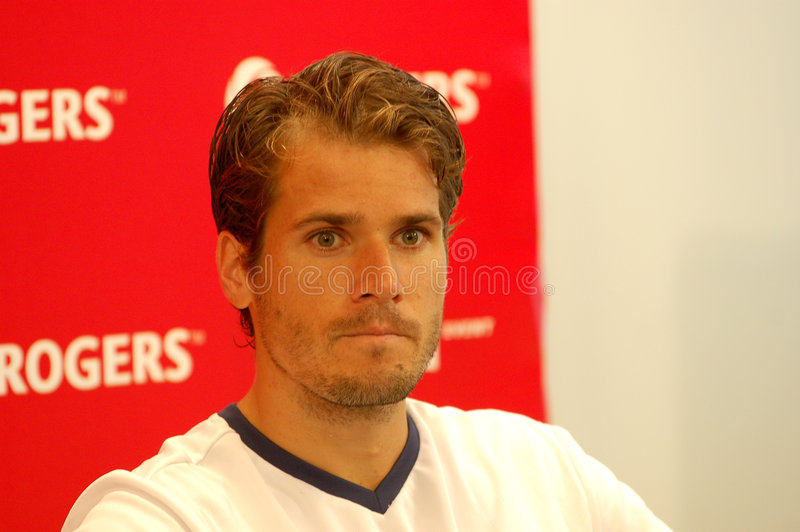 Download Haas Tommy At Rogers Cup 2008 32 Editorial Photo - Image: 5838566