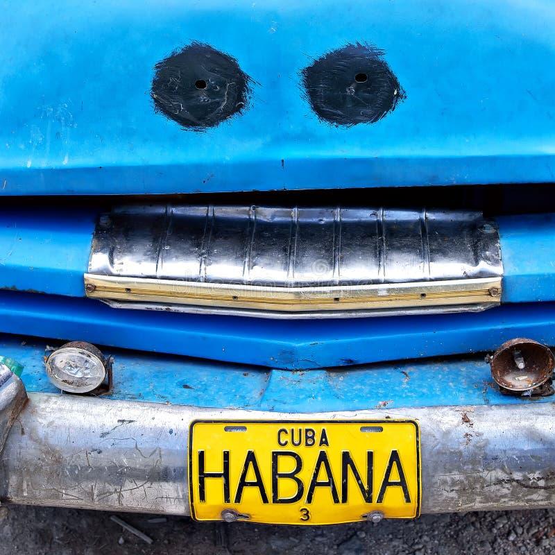 Habana, Kuba lizenzfreies stockbild
