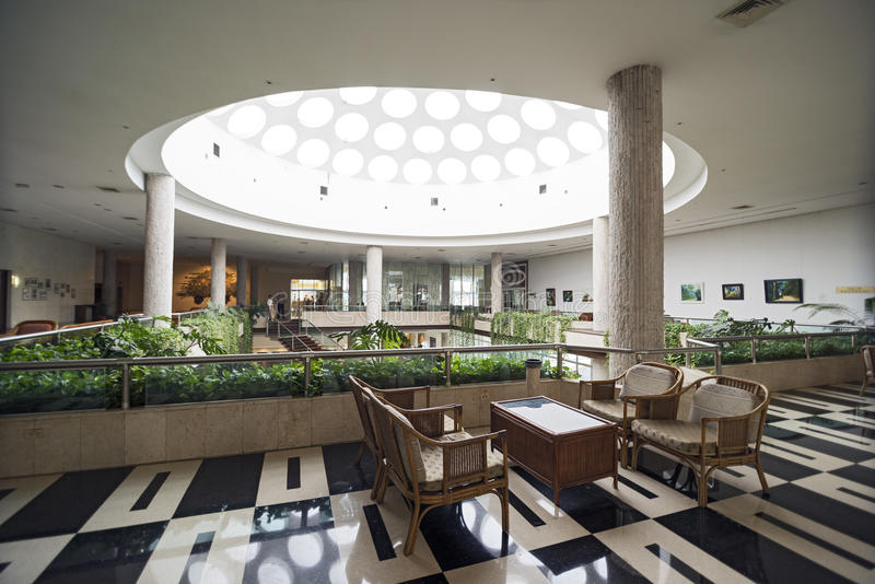 Habana Libre hotel zdjęcie stock