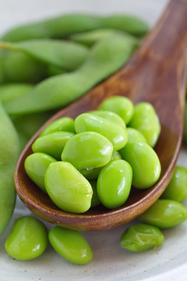 Download Habas De La Soja Del Verde De Edamame Foto de archivo - Imagen de cocina, bocado: 41905406