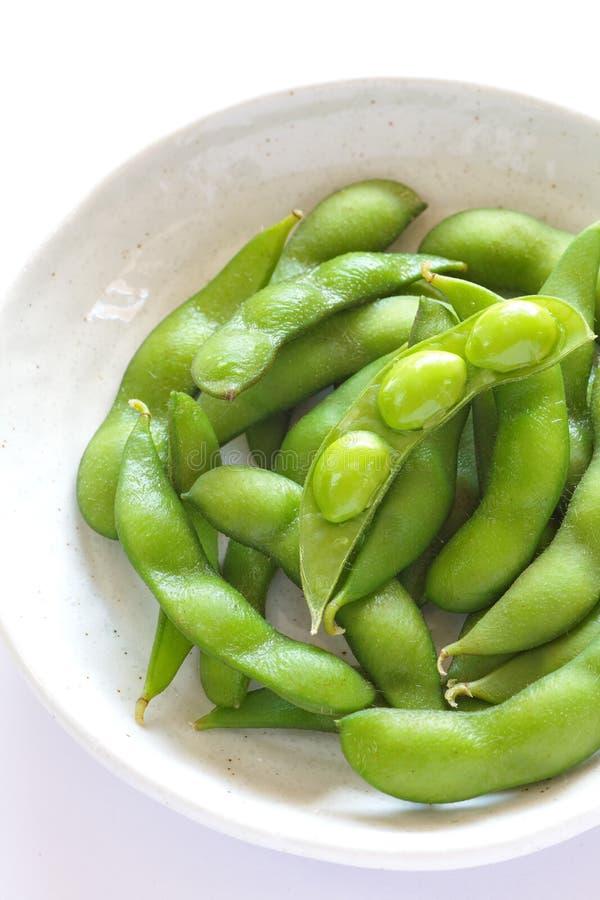Download Habas De La Soja Del Verde De Edamame Imagen de archivo - Imagen de aperitivo, japón: 41905443