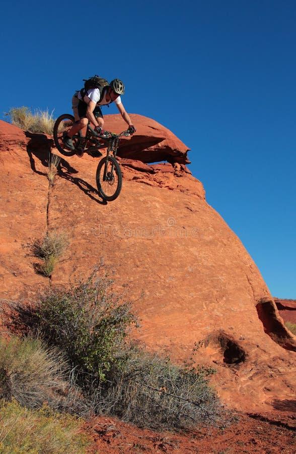 Habilidades de la bici fotos de archivo
