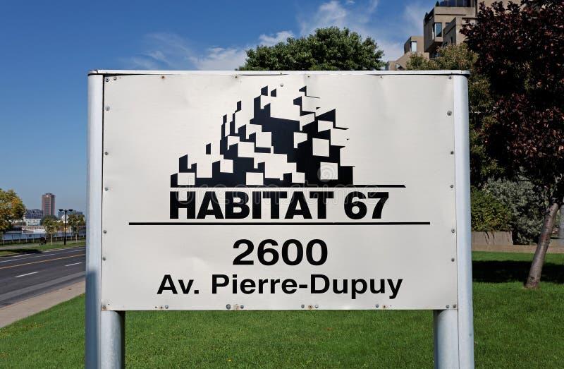 Download Habitat 67 editorial stock photo. Image of modern, montreal - 21688613