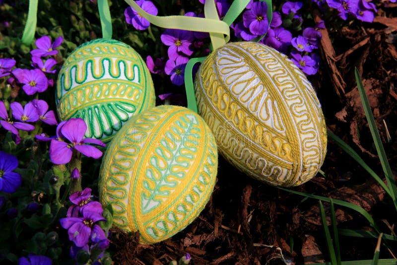Habitudes de Pâques photos stock