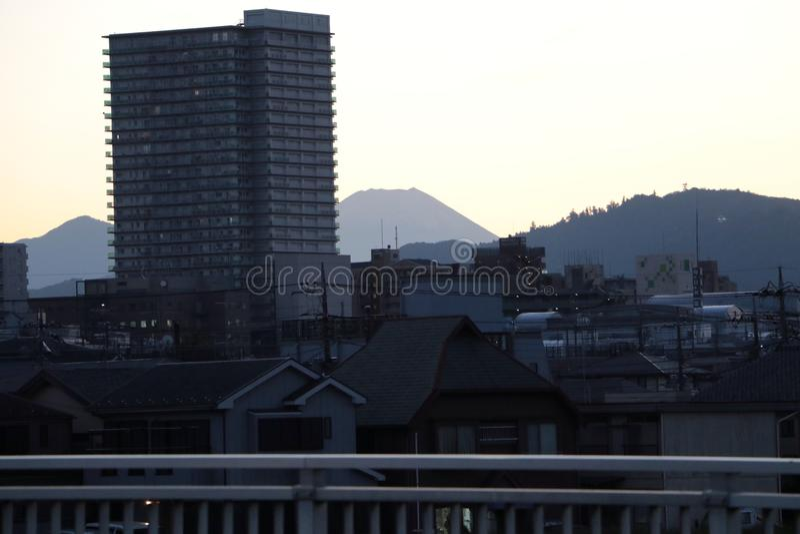 Hachioji στοκ εικόνα