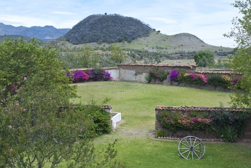 hacienda μεξικανός στοκ εικόνες με δικαίωμα ελεύθερης χρήσης