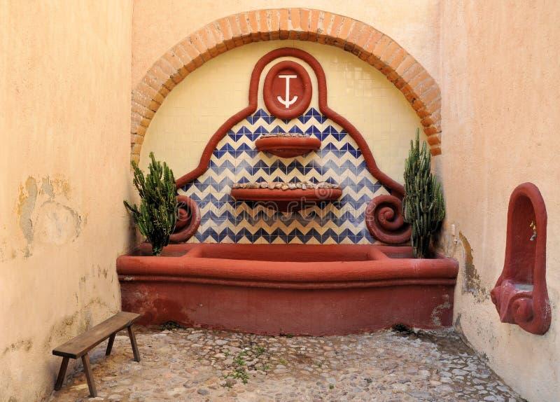 hacienda πηγών στοκ εικόνες