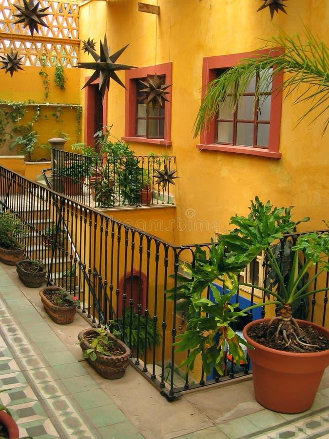 Hacienda royalty free stock image