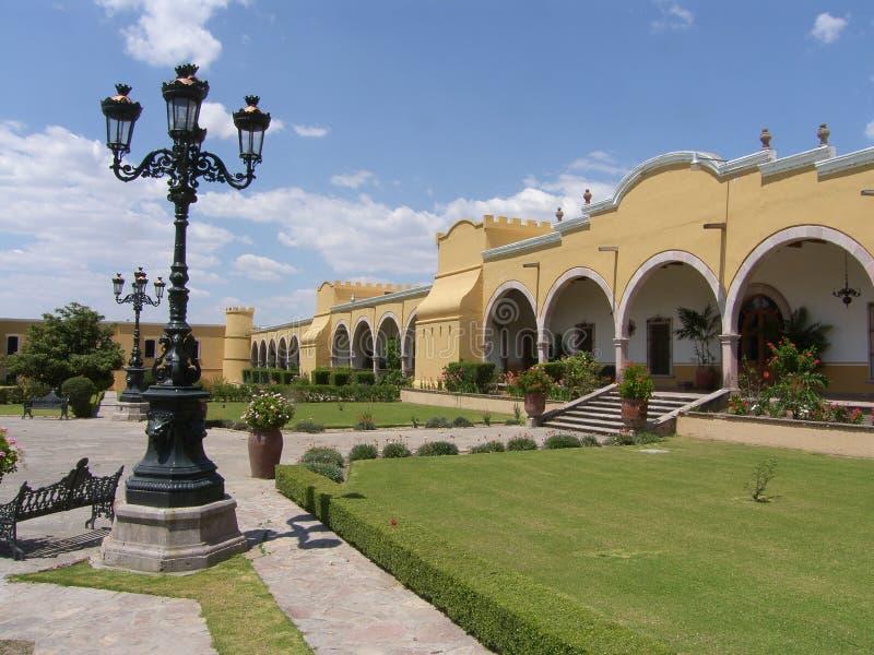 hacienda στοκ εικόνες
