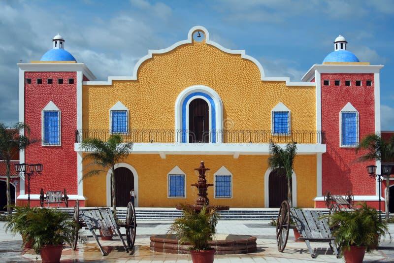 Hacienda van La stock foto