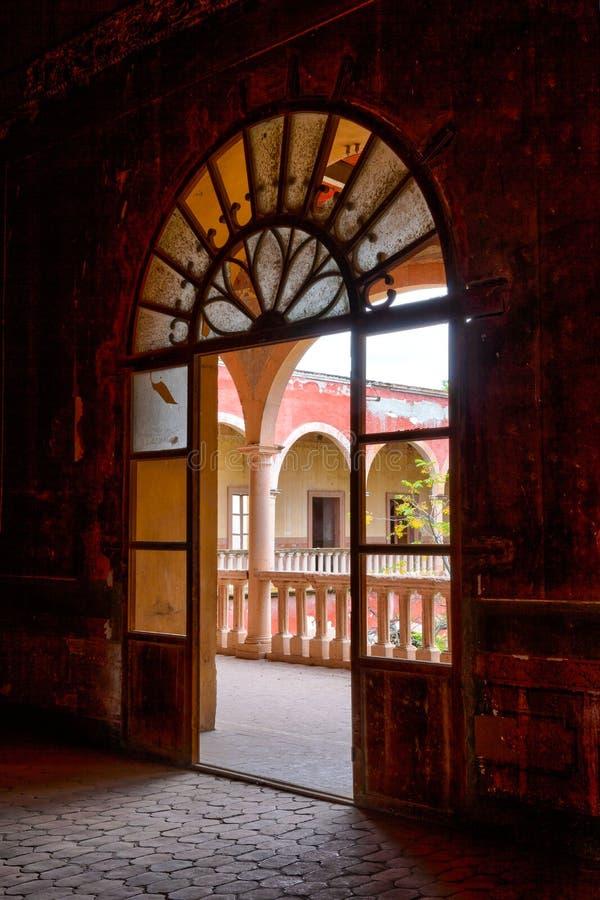 Hacjendy Jaral De Berrios w Guanajuato Meksyk obraz royalty free