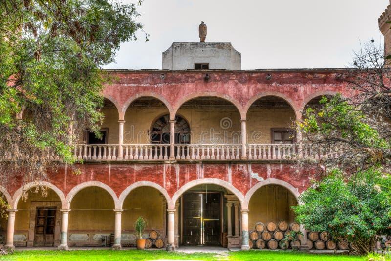 Hacjendy Jaral De Berrios w Guanajuato Meksyk zdjęcia royalty free