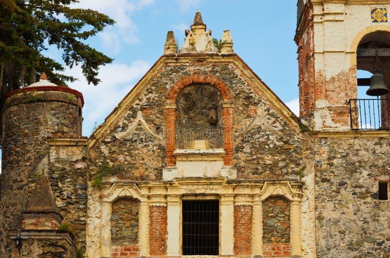 Hacjendy Santa Maria Regla, hidalgo Meksyk zdjęcie stock