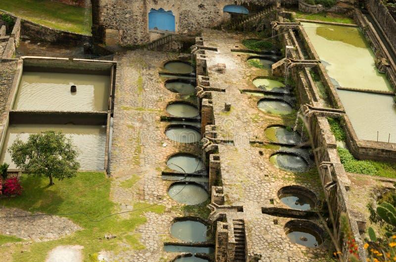 Hacjendy Santa Maria Regla, hidalgo Meksyk zdjęcia royalty free