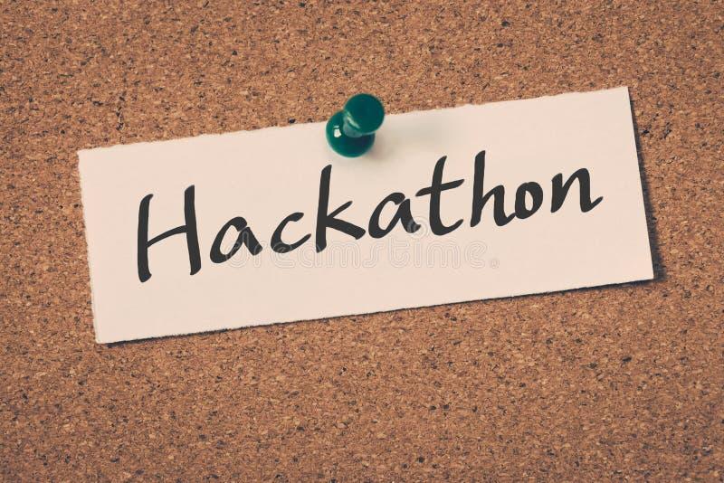 Hackathon стоковые фотографии rf