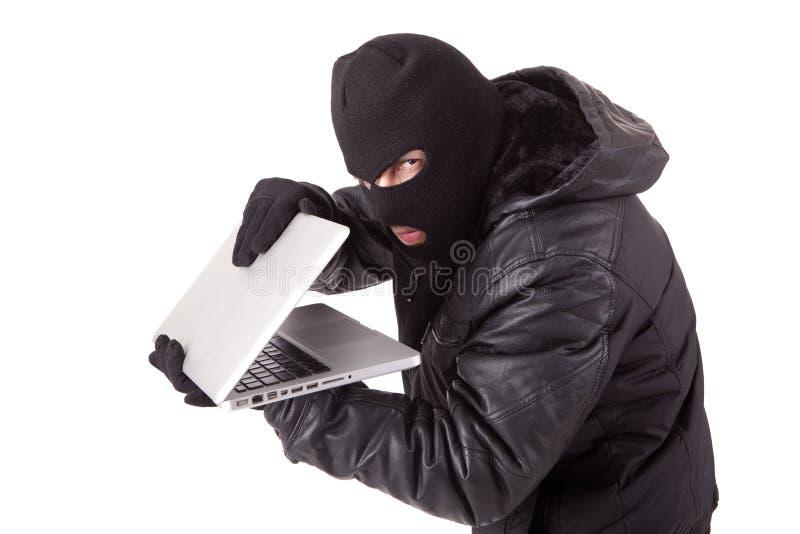 Hacker stockfotografie