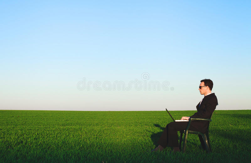 Hacker incognito royalty free stock images