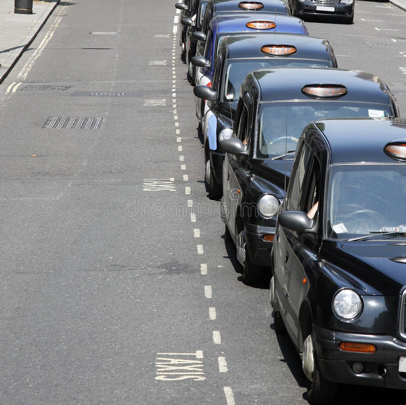 Download Hackney Carriage, London Taxi Editorial Photo - Image: 26944211
