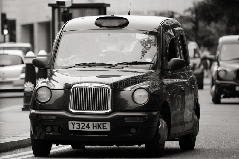 Download Hackney Carriage, London Taxi Editorial Stock Image - Image: 26944284