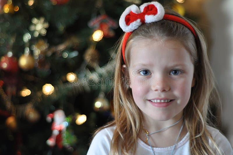 Hada de la Navidad fotos de archivo