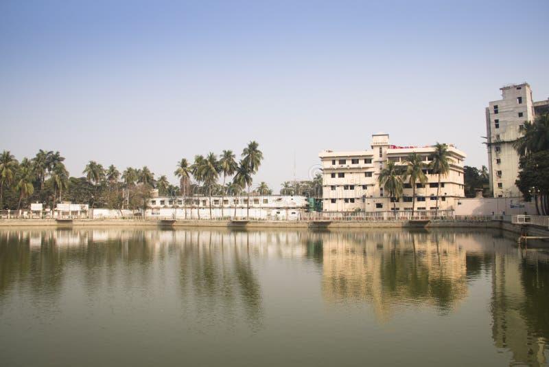 Hadispark in Khulna, Bangladesh royalty-vrije stock afbeelding