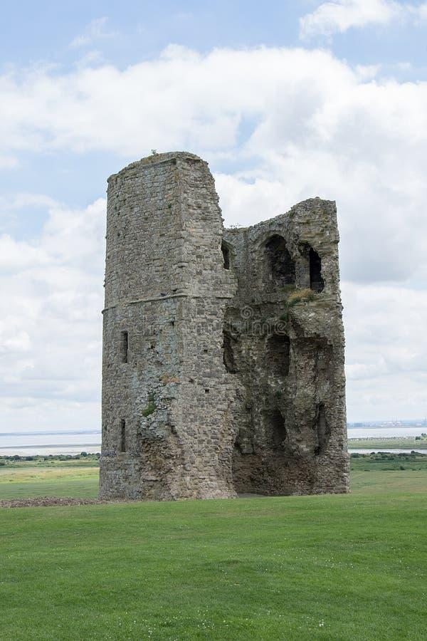 Hadleigh-Schloss Essex England stockfoto