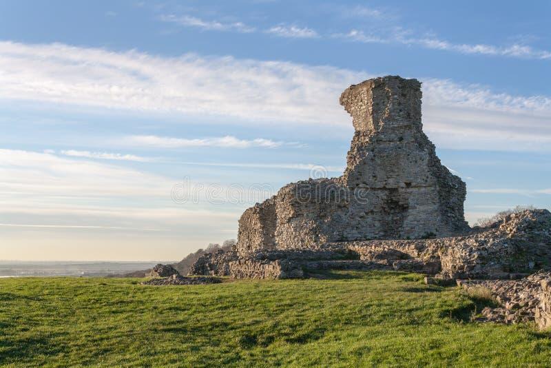 Hadleigh Schloss-Sphinx stockfoto